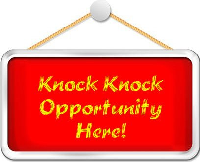 Knock-Opportunity